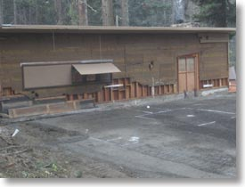 lodge renovation